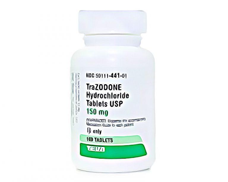 Trazodone withdrawal symptoms x