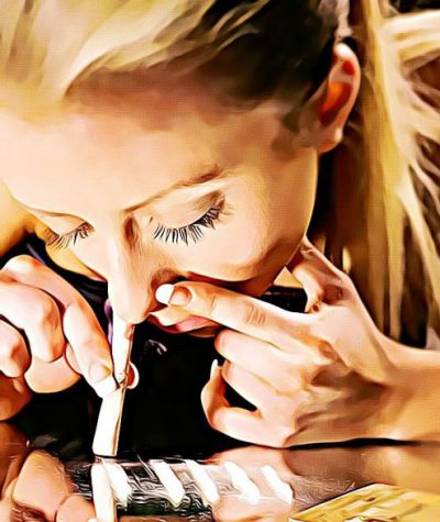 cocaine withdrawl symptoms e