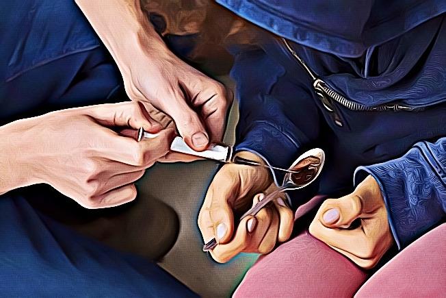 Heroin Needle