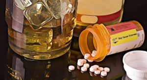 Lorazepam and Alcohol