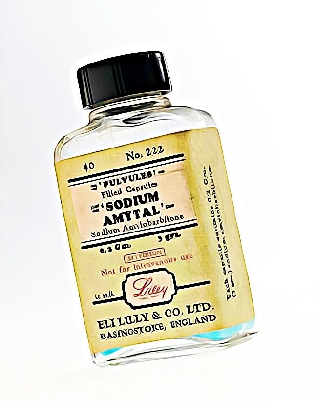 sodium amobarbital