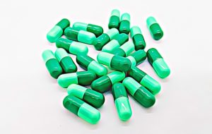 what does cephalexin look like