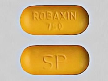 robaxin 750